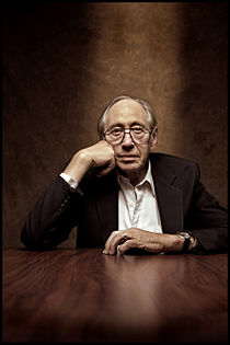Alvin Toffler (b. 10.4.1928) American writer and futurist (Wikipedia)